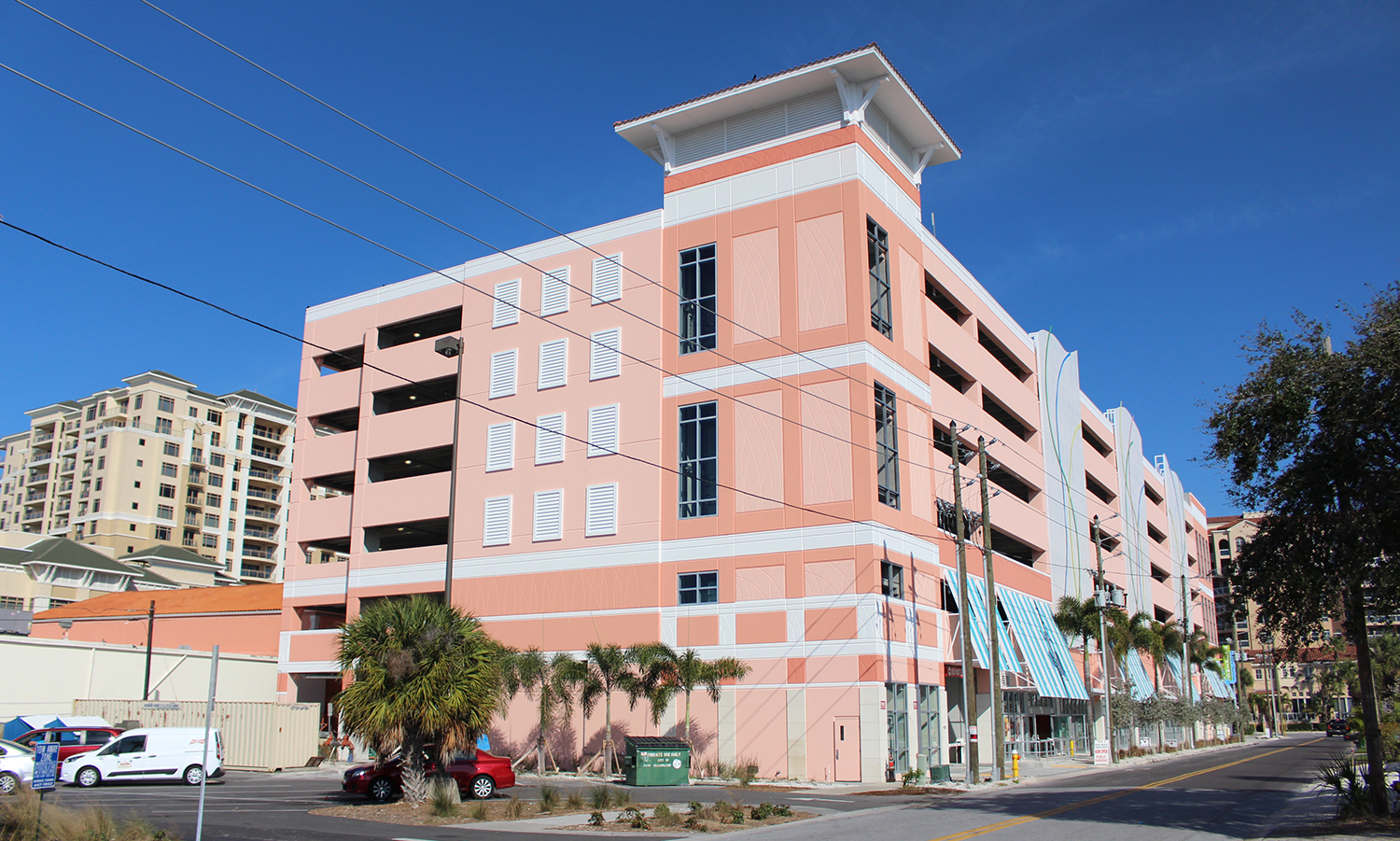 North Beach Parking Plaza Offers Premier Retail Space On Clearwater Beach, FL